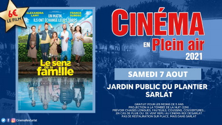 Plein Air: LE SENS DE LA FAMILLE // Samedi 07 Août