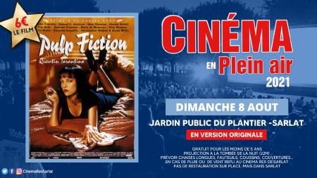 Plein Air: PULP FICTION // Dimanche 08 Août