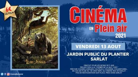Plein Air: LE LIVRE DE LA JUNGLE // vendredi 13 Août