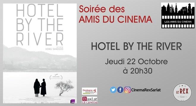soirée Amis du Cinéma: HOTEL BY THE RIVER // Jeudi 22 Octobre à 20h30