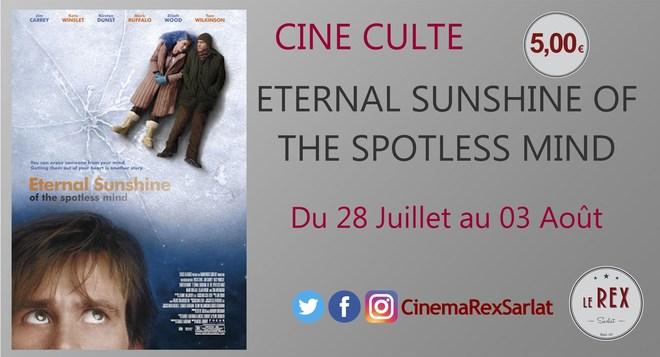 Ciné Culte: ETERNAL SUNSHINE OF THE SPOTLESS MIND // A partir du 28 Juillet