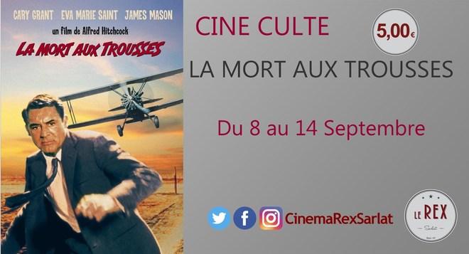 Ciné Culte: LA MORT AUX TROUSSES // A partir du 08 Septembre