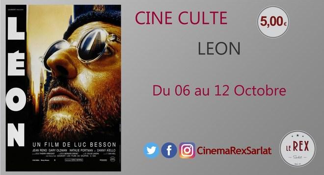 Ciné Culte: LEON // A partir du 06 Octobre