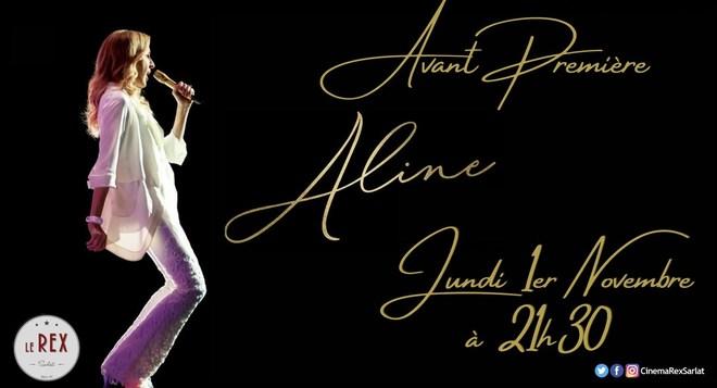 Avant Première ALINE // Lundi 01 Novembre à 21h30