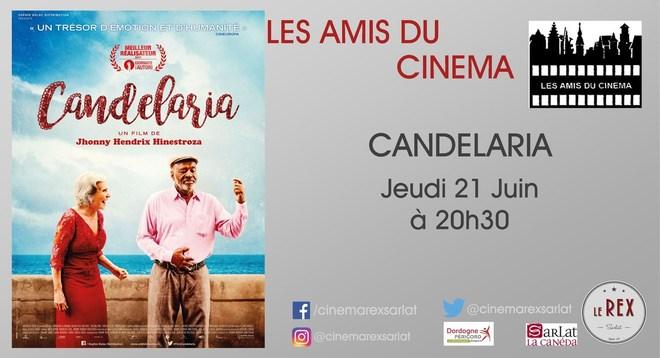 Soirée Amis du Cinéma: CANDELARIA // Jeudi 21 Juin à 20h30