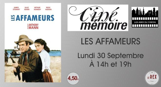 Ciné Mémoire: LES AFFAMEURS // Lundi 30 Septembre à 14h et 19h