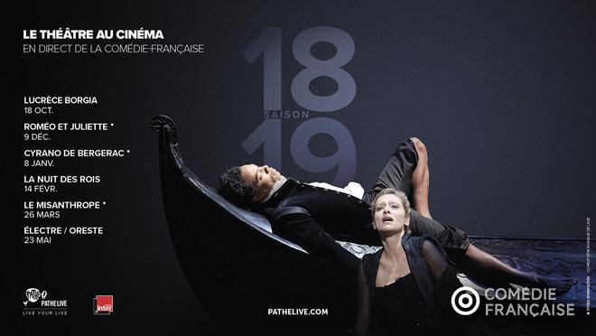 THEATRE: LA COMEDIE FRANCAISE // saison 2018 - 2019