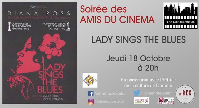 Soirée Amis du cinéma: LADY SING//Jeudi 18 octobre à 20h