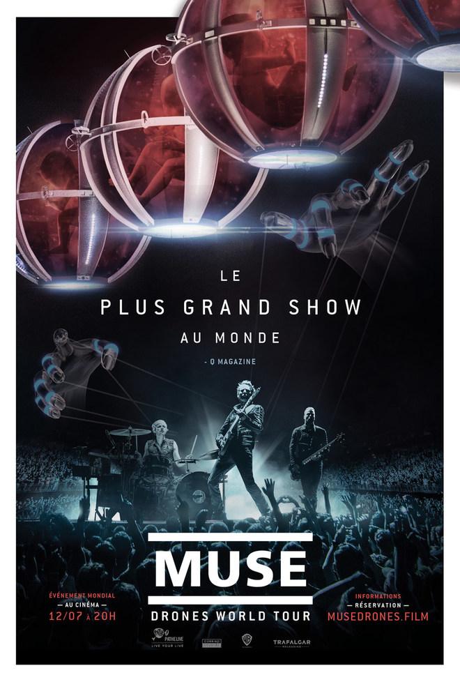 Concert - MUSE // Jeudi 12 Juillet à 20h