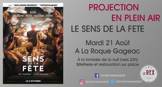 Plein Air - LA ROQUE GAGEAC // Mardi 21 Août - LE SENS DE LA FÊTE