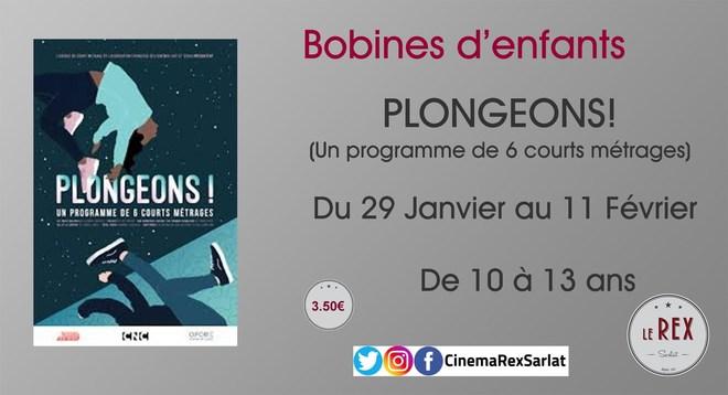 Bobines d'Enfanfants: PLONGEONS! // Du 29 Janvier au 11 Février