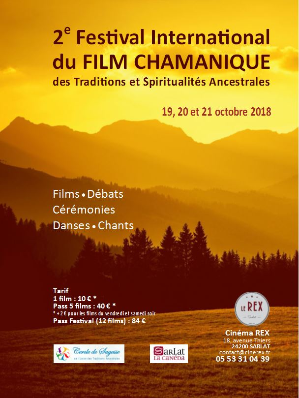 2 ème Festival du Film Chamanique
