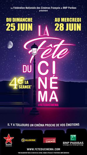 FETE DU CINEMA 2017