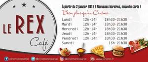 Nouveaux Horaires du Ciné Café !